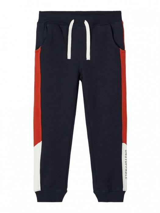 pantaloni-trening-baieti-bumbac-organic-name-it-omalley-sapphire 0