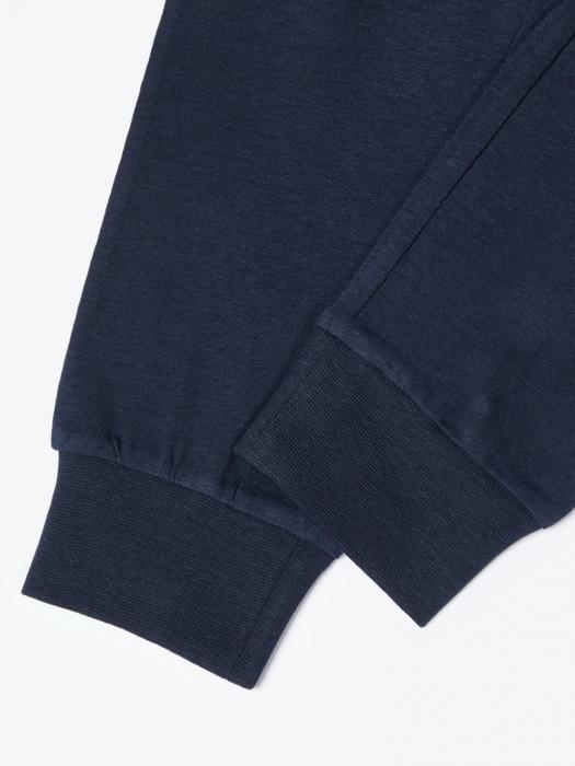 pijama-baieti-bumbac-organic-ani 4