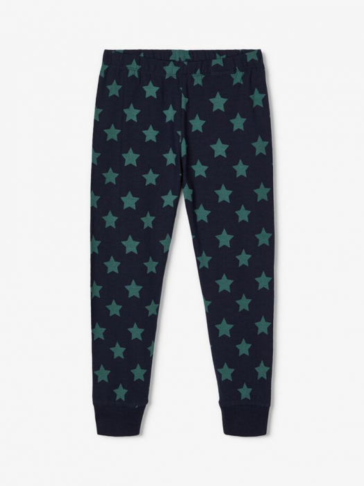 pijama-copii-bumbac-organic-baieti-name-it-peppa-pig 2