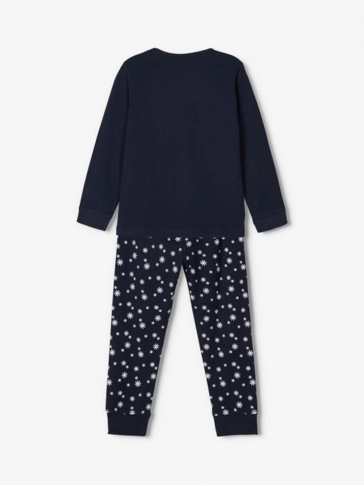 pijama-copii-bumbac-organic-fete-name-it-peppa-pig 1