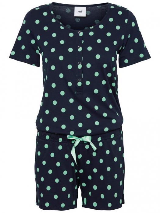 Pijama gravide si alaptare cu pantaloni scurti Mamalcious Chill 1