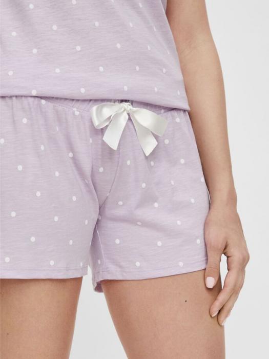 pijama-gravide-si-alaptare-cu-pantaloni-scurti-mamalicious-orchid [2]