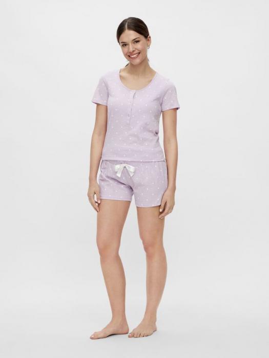 pijama-gravide-si-alaptare-cu-pantaloni-scurti-mamalicious-orchid [3]