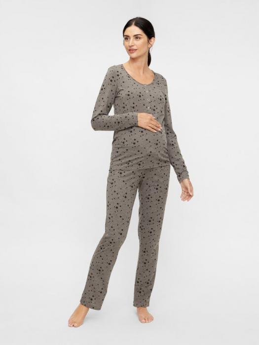 Pijama sarcina si alaptare - Mamalicious Star 0
