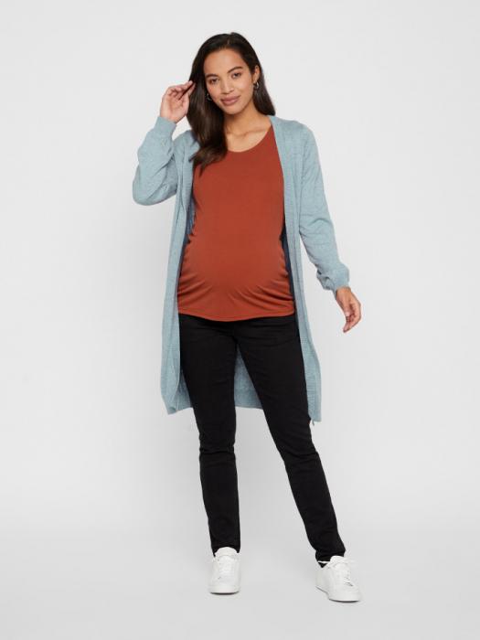 Cardigan pentru gravide Mamalicious Sherlyn 1
