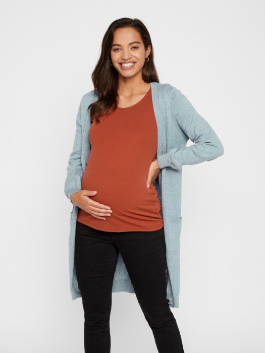 Cardigan pentru gravide Mamalicious Sherlyn 0