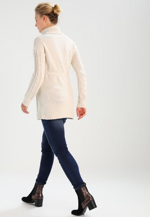 Pulover pentru gravide Mamalicious Cable-tricotat 4