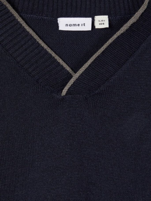 pulover-tip-vesta-bumbac-organic-baieti-name-it-rivam 2