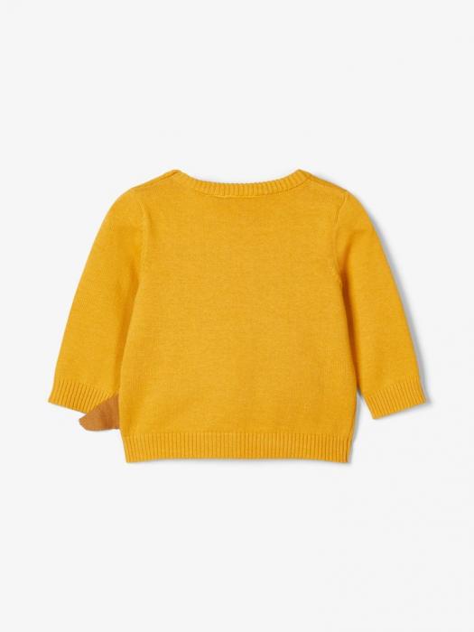 pulover-tricotat-bebelusi-bumbac-organic-baieti-name-it-nadimme 2