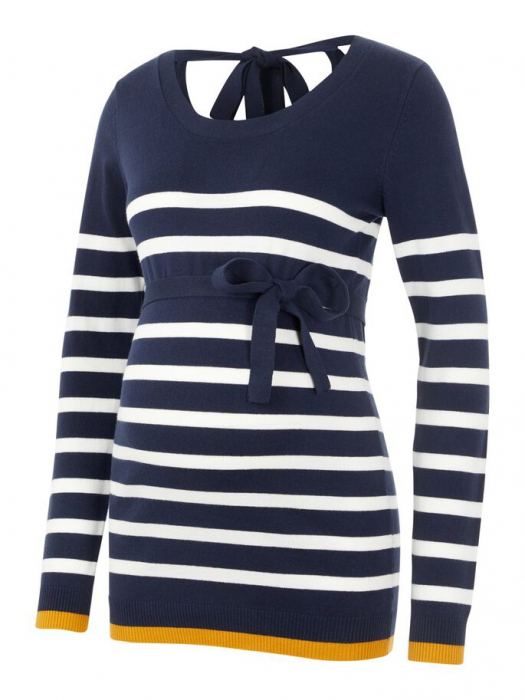 pulover-tricotat-pentru-gravide-mamalicious-kenna 5