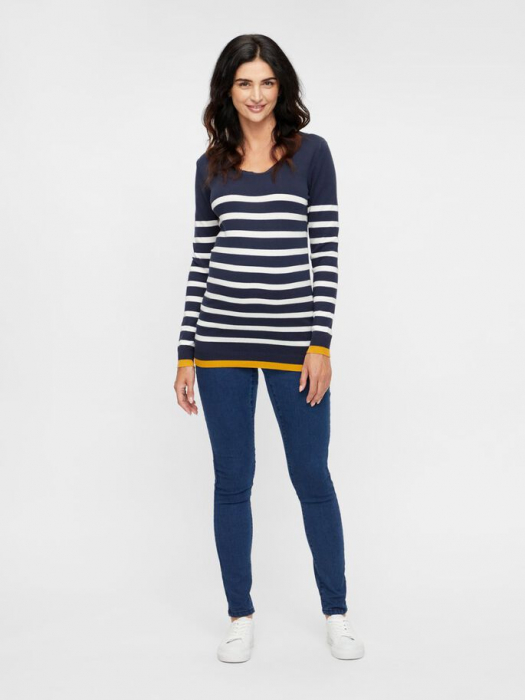 pulover-tricotat-pentru-gravide-mamalicious-kenna 2