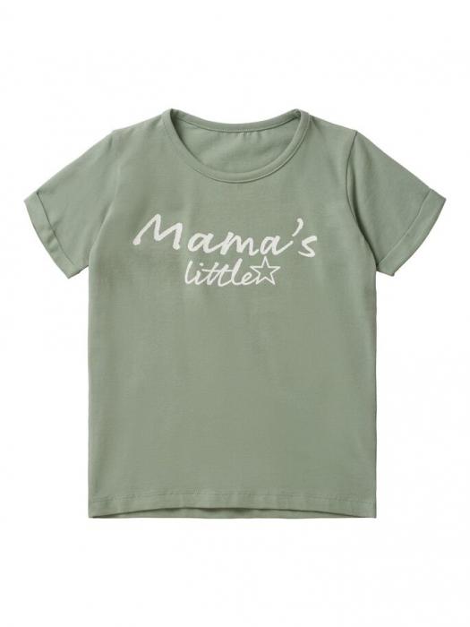 Tricou copii Mamalicious Little Lucca 0