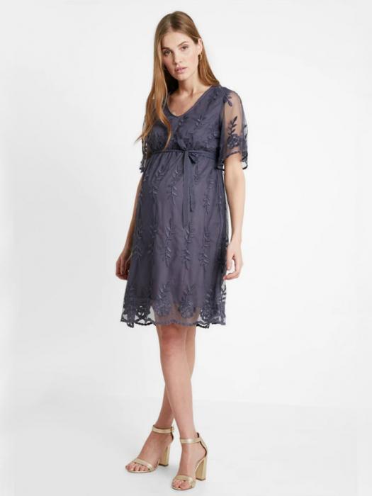 Rochie elegantă pentru gravide Mamalicious Anja 0