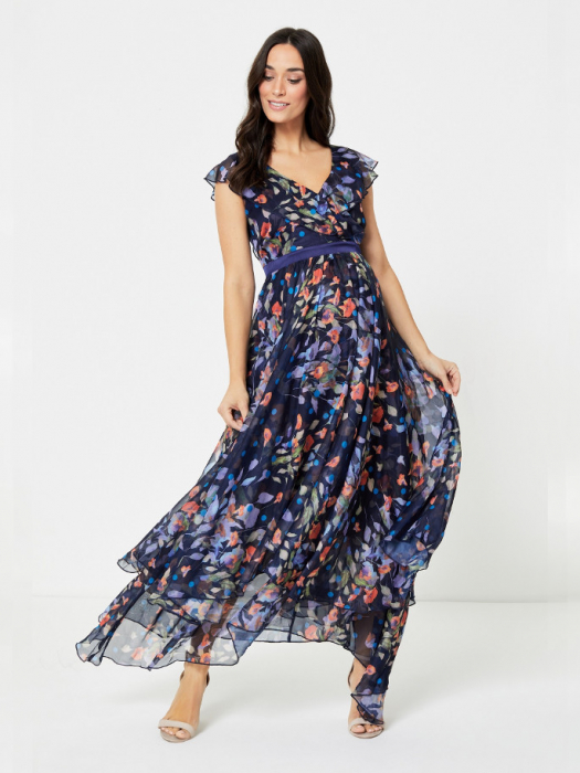 Rochie eleganta pentru gravide Mamalicious Jasmine Silk 0