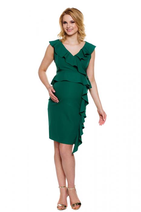 Rochie eleganta pentru gravide si alaptare Vivian 1