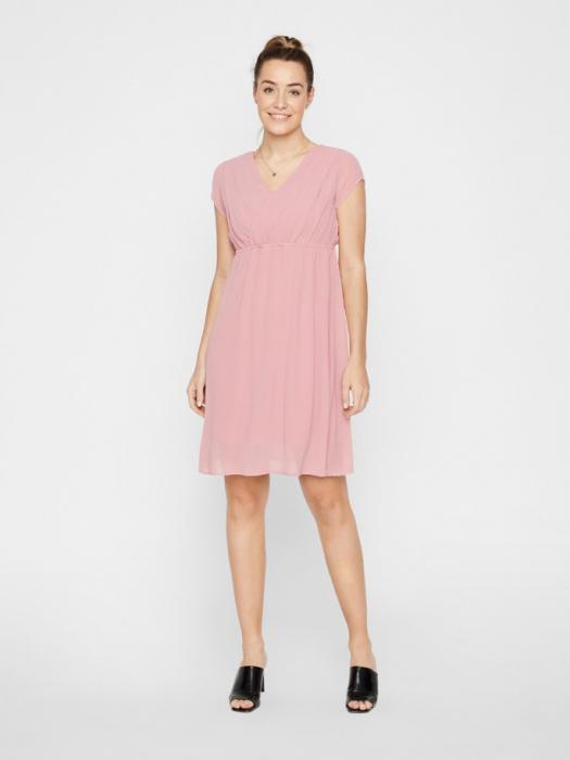 rochie-eleganta-pentru-gravide-si-alaptare-yolanda 1