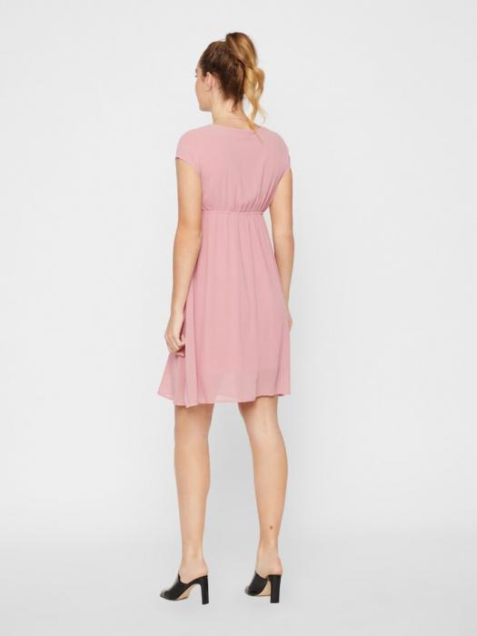 rochie-eleganta-pentru-gravide-si-alaptare-yolanda 2