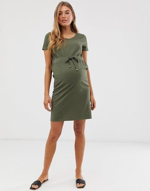 Rochie gravide bumbac organic Mamalicious Annabell 0