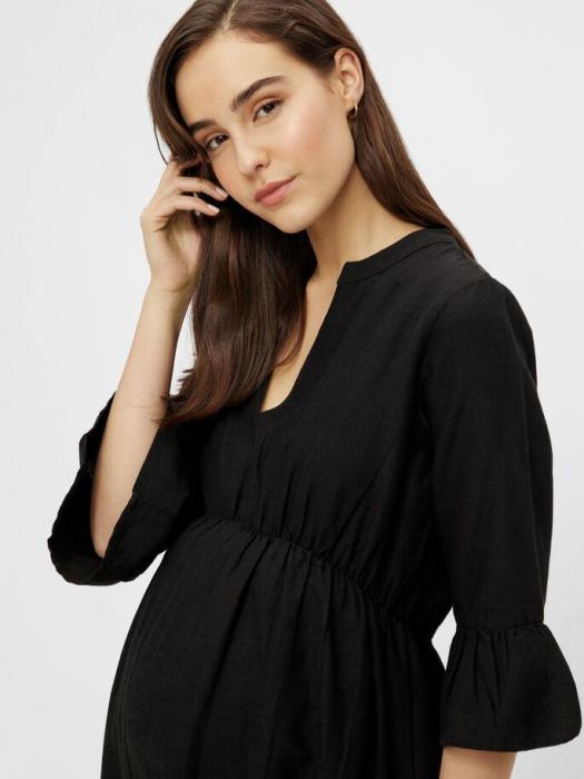 rochie-gravide-neagra-croi-lejer-mamalicious-chia [3]