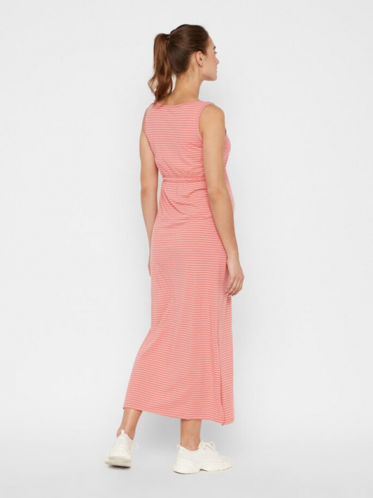Rochie gravide si alaptare din bumbac organic Mamalicious Hanne 1