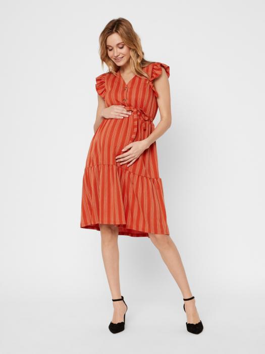 Rochie gravide si alaptare Mamalicious Linda 6