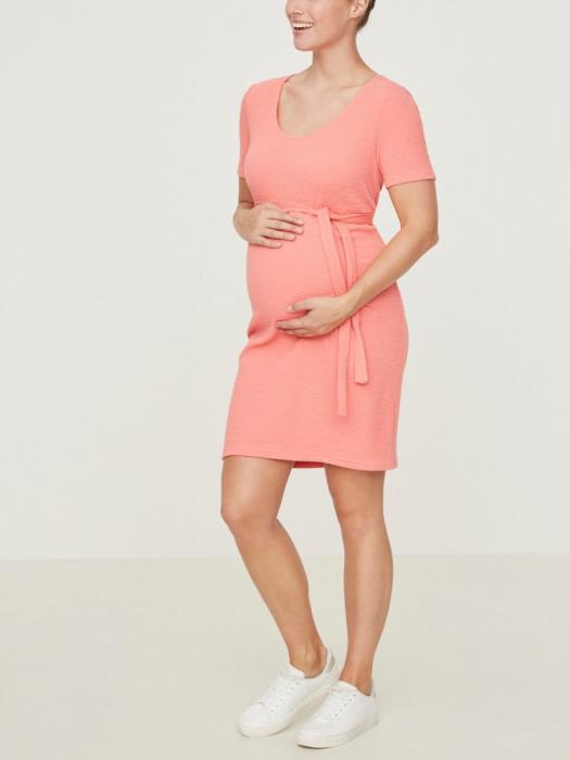 Rochie pentru gravide din jerseu Mamalicious Helena 0