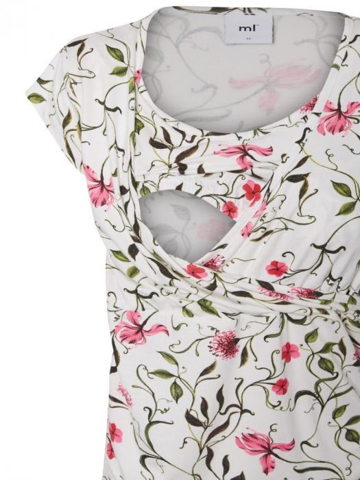 Rochie pentru gravide și alăptare Mamalicious Delia 2