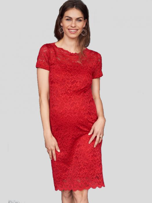 Rochie pentru gravide Mamalicious Marylin 0