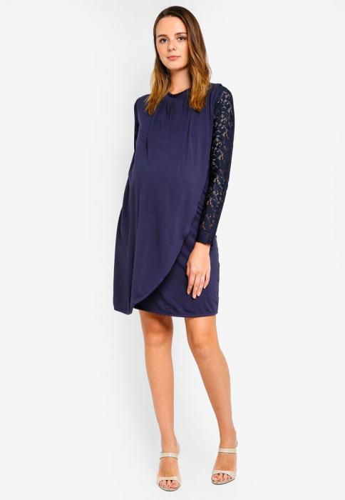 Rochie pentru gravide si alaptare Mamalicious Tania 0