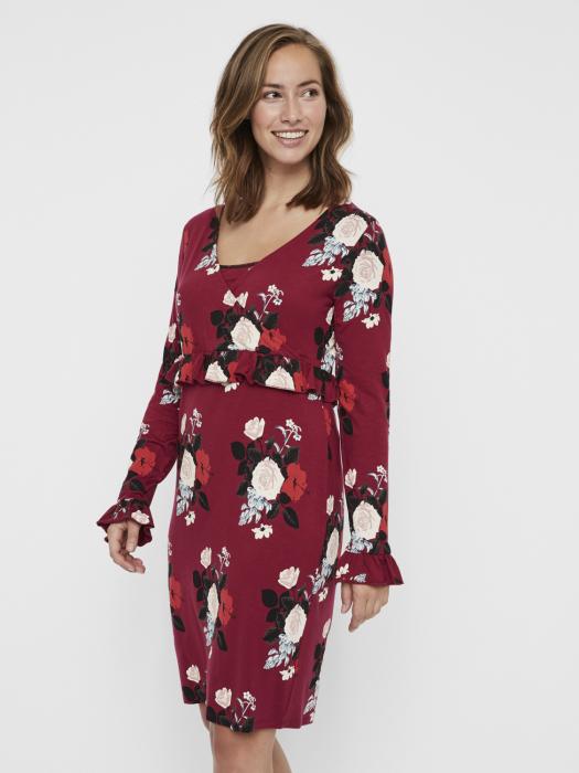 rochie-pentru-sarcina-si-alaptare-mamalicious-liza [1]