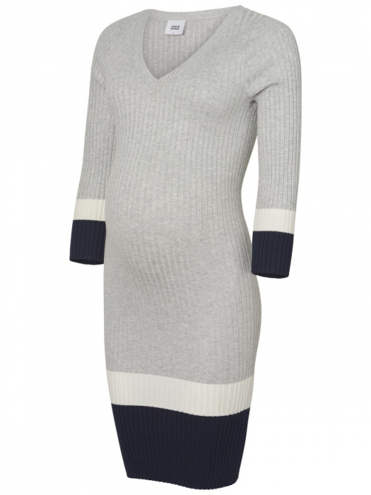 Rochie tricotata gravide Mamalicious Vira 3