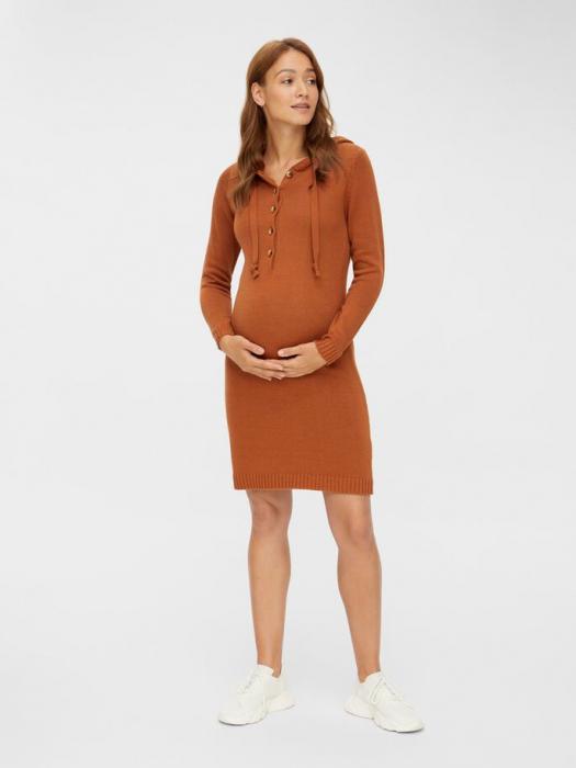 rochie-tricotata-gravide-si-alaptare-mamalicious-ashley 1