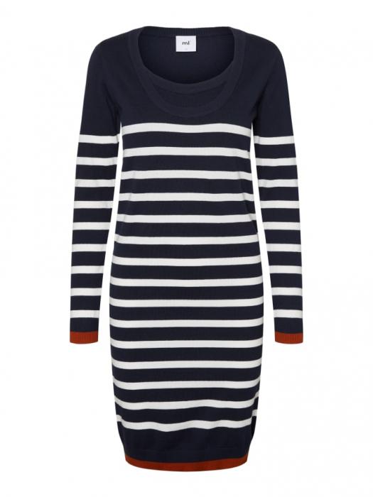 rochie-tricotata-pentru-gravide-si-alaptare-kenna 2