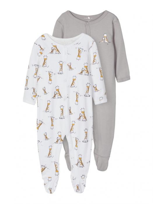 set-2-salopete-bebelusi-bumbac-organic-name-it-giraffe [0]
