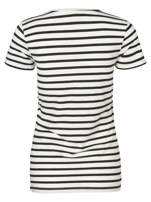 Set 2 tricouri navy pentru gravide si alaptare Mamalicious Nell 6