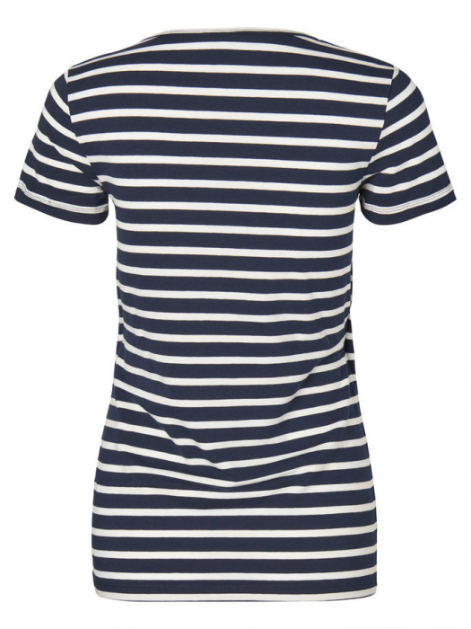 Set 2 tricouri navy pentru gravide si alaptare Mamalicious Nell 1