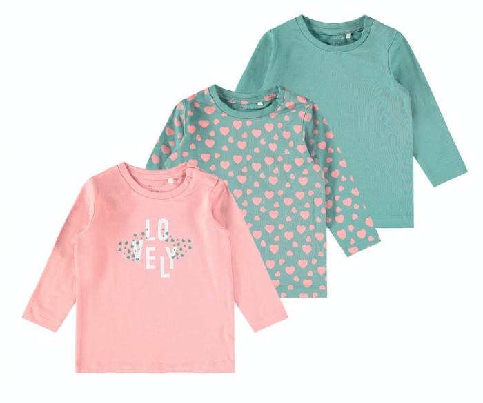 set-3-bluze-bebelusi-bumbac-organic-fete-katja 0