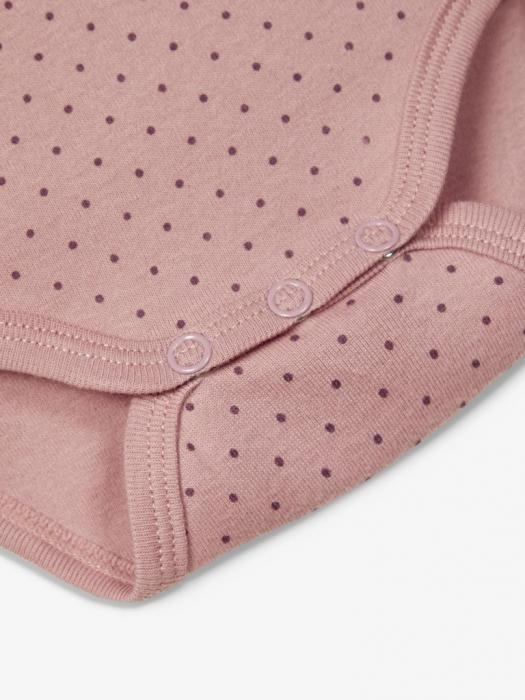 set-3-body-uri-bebelusi-maneca-scurta-fete-name-it-plum-dots [4]
