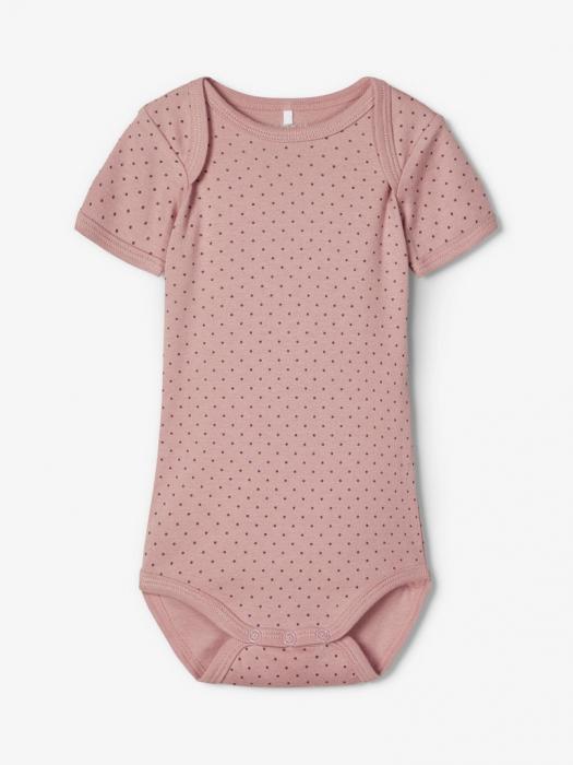 set-3-body-uri-bebelusi-maneca-scurta-fete-name-it-plum-dots [2]