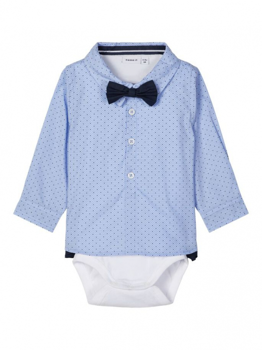set-bebe-body-cu-camasa-o-piesa-bumbac-organic-name-it-rohan-blue [0]
