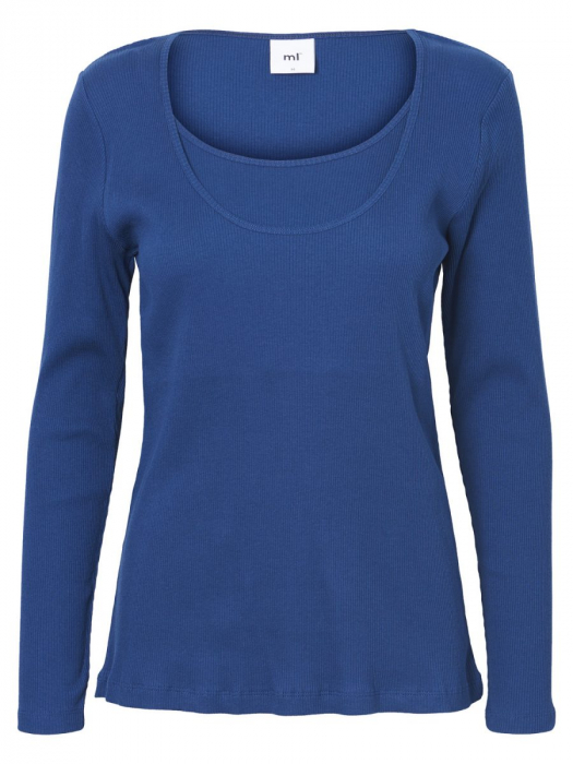 Set bluze alaptare bumbac organic Mamalicious Nell 2