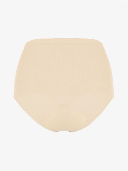 set-chiloti-gravide-din-bumbac-organic-heal-crem-negru 2