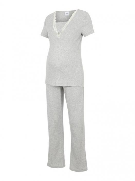 set-pijama-bluza-si-pantalon-bumbac-organic-mamalicious-amaja 5