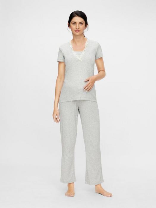 set-pijama-bluza-si-pantalon-bumbac-organic-mamalicious-amaja 1
