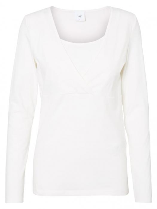 set-2-bluze-alaptare-din-bumbac-organic-tess-alb-negru 4