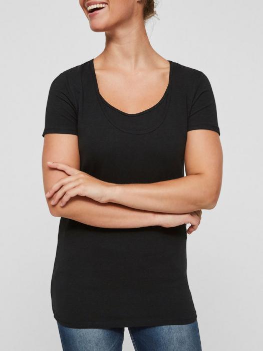 Set tricouri pentru alaptare Lea bumbac organic 2