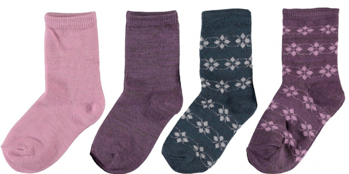 sosete-fete-din-lana-merinos-set-4-perechi-name-it-wak 0