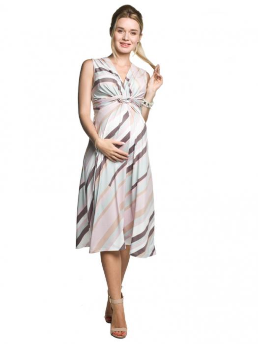Rochie eleganta gravide si alaptare She [2]