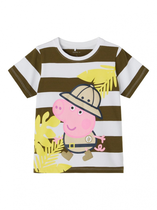tricou-copii-bumbac-organic-baieti-name-it-peppa-pig [0]