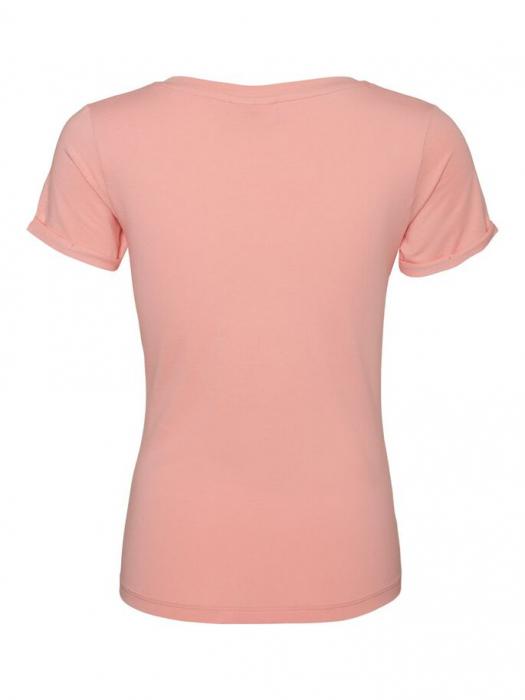 Tricou pentru gravide Lucca Peaches 5